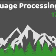 Advanced Language Processing Winter School